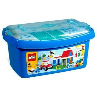 LEGO 6166 Large Brick Box