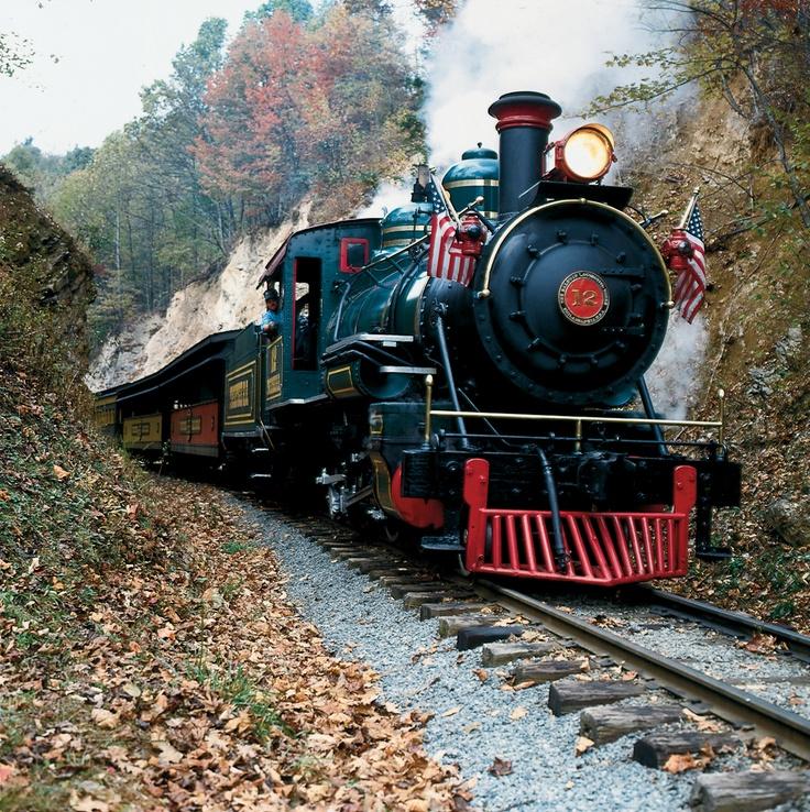 Tweetsie Railroad, Blowing Rock, NC   ..rh