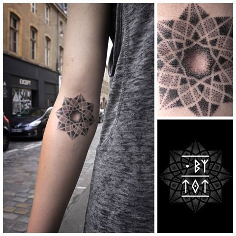 dot work by Mr Tot