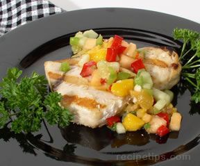 about Grilled Swordfish on Pinterest | Grill fish recipe, How to grill ...