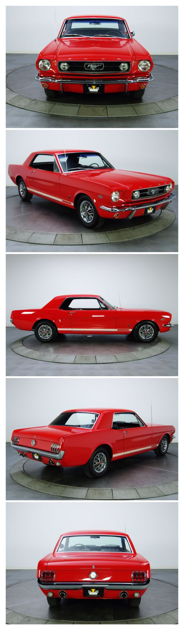 1966 Ford Mustang GT..Re-pin Brought to you by agents of car insurance at #HouseofInsurance in #EugeneOregon for #CarInsurance