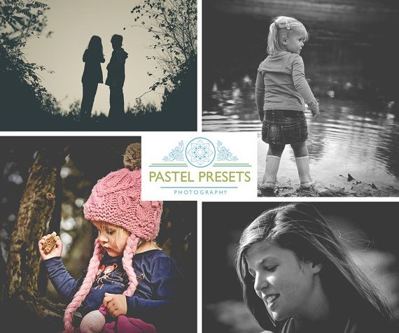 Matte Presets Collection Set  Presets for Lightroom 4 and 5 by PastelPresets on Etsy
