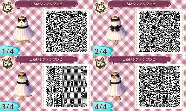 Animal Crossing New Leaf QR codes - plain white dress with black ribbon, buttons, and tie Sie inetessieren sich für den einzigartigen Gentleman Look? Schauen Sie im Blog vorbei www.thegentlemanclub.de