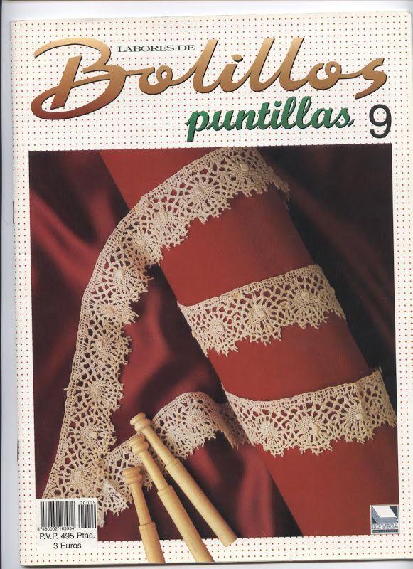 LABORES DE BOLILLOS 009 - Almu Martin - Álbumes web de Picasa  yo quiero hacer esto