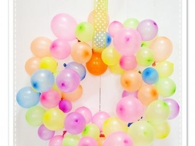 Balloon party games.