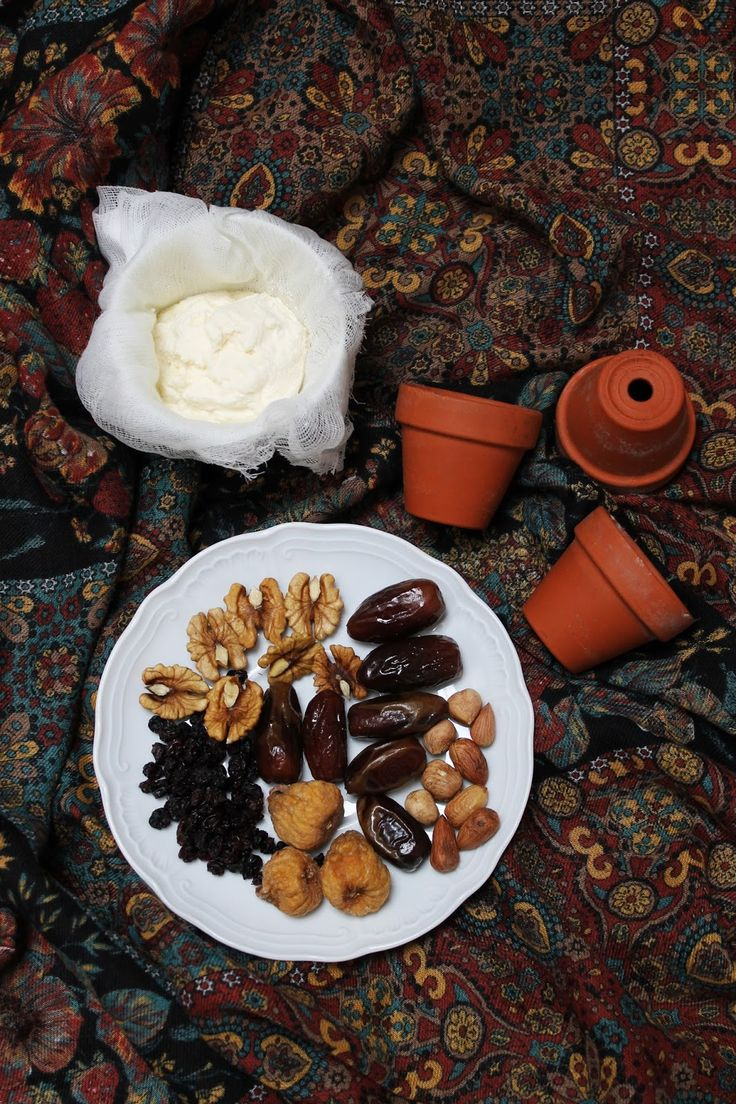 Paskha (Gâteau russe pour la fête des Pâques orthodoxe)