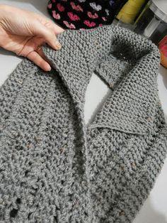 Canto do Pano Artesanato: Golinha multiuso em tricô com receita                                                                                                                                                                                 Mais