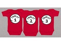 17 best triplets images on pinterest triplets multiple births triplet 1 triplet 2 and triplet 3 shirts negle Images
