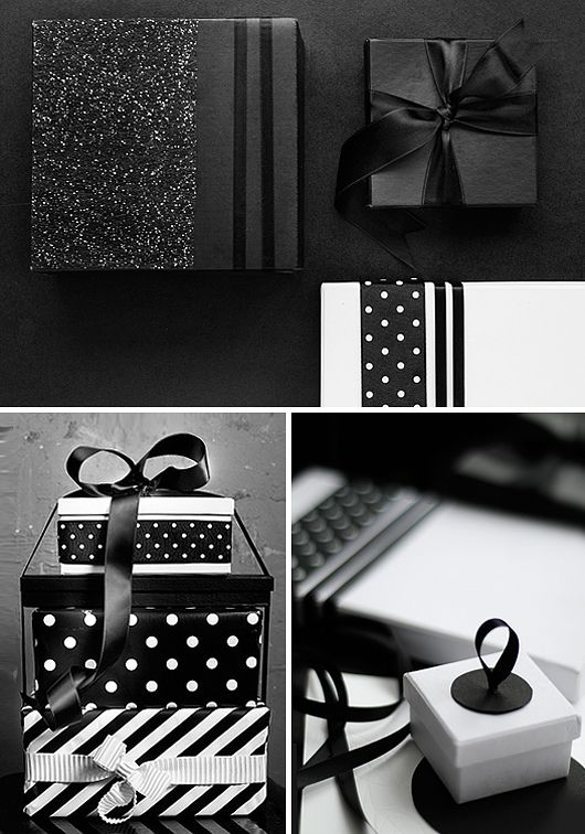 gift wrapping idea paper craft