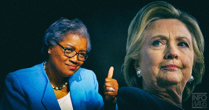 Donna Brazile Confirms Clinton Illegal Money-Laundering Scheme During 2016 Campaign