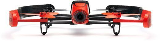 Parrot Bebop Quadcopter Drone - Red. Drone with camera, drone for sale. Click to picture to get best price amazon.