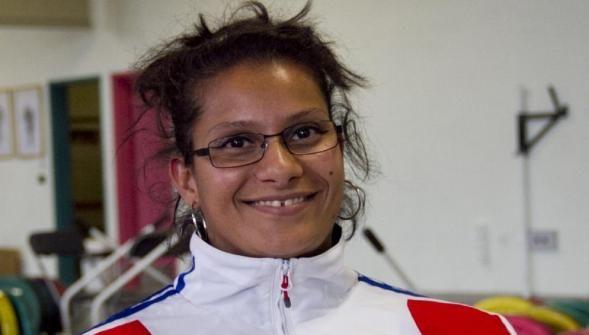 Jeux paralympiques  Haltérophilie : la Nordiste Souhad Ghazouani décroche largent http://vdn.lv/5JvWg5