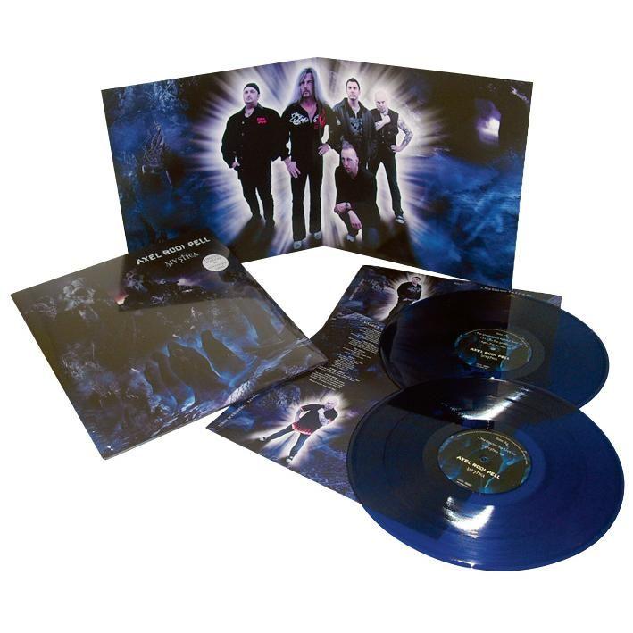 """L'album di #AlexRudiPell intitolato """"Mystica"""" su doppio vinile."""