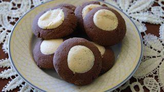Torty ciasta i ciasteczka Joli: Ciastka czekoladowe