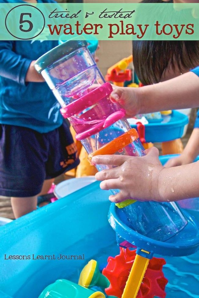 Play Toys Com : Our top water play toys fine motor and messy