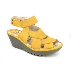 Fly London Yair Sandal Yellow