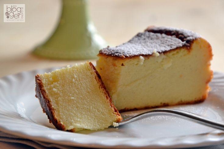 Migliaccio, un dolce della tradizione campana tipico del periodo carnevalesco, a base di semolino, ricotta e uova, dalla consistenza compatta e umida.