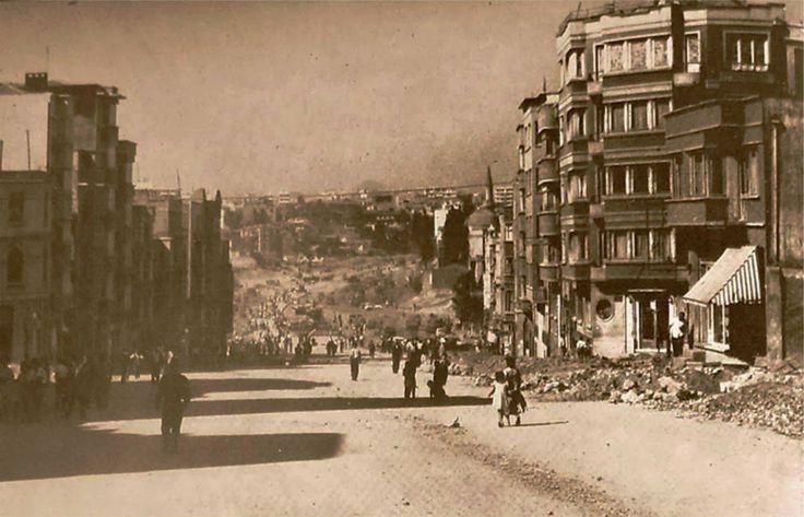 Aksaray - Laleli / 1958 İstimlakleri