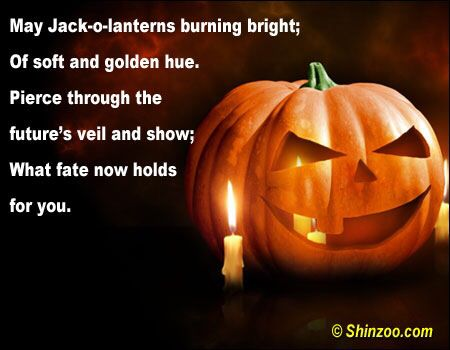 h halloween cardshappy