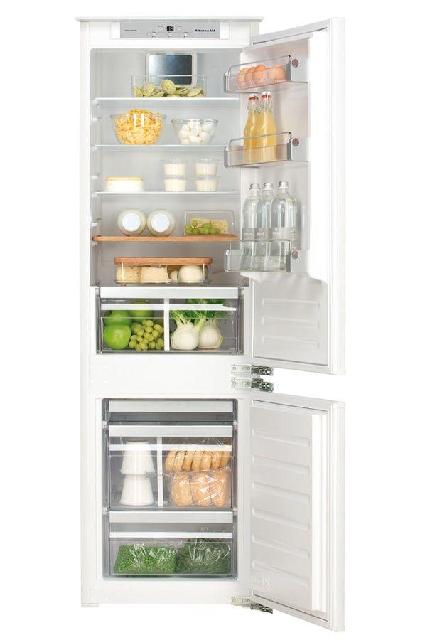 Refrigerateur congelateur encastrable Kitchenaid KCBDR18601