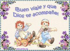 desear feliz viaje un hijo   ... org » Blog Archive » Tarjeta – Buen viaje y que Dios te acompañe