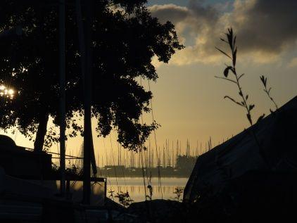 morgenstond aan Veerse Meer