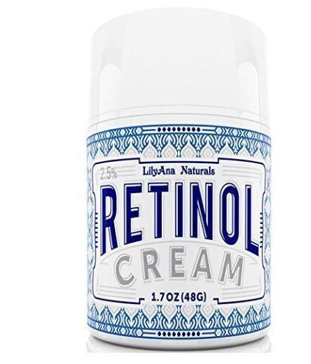 LilyAna Naturals Retinol Cream - 1.7 oz  #LilyAnaNaturals