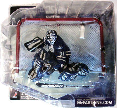 Maple Leafs Curtis Joseph Memorabilia