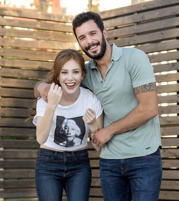 Barış Arduç & Elçin Sangu 17 September 2016 Hürriyet Interview.