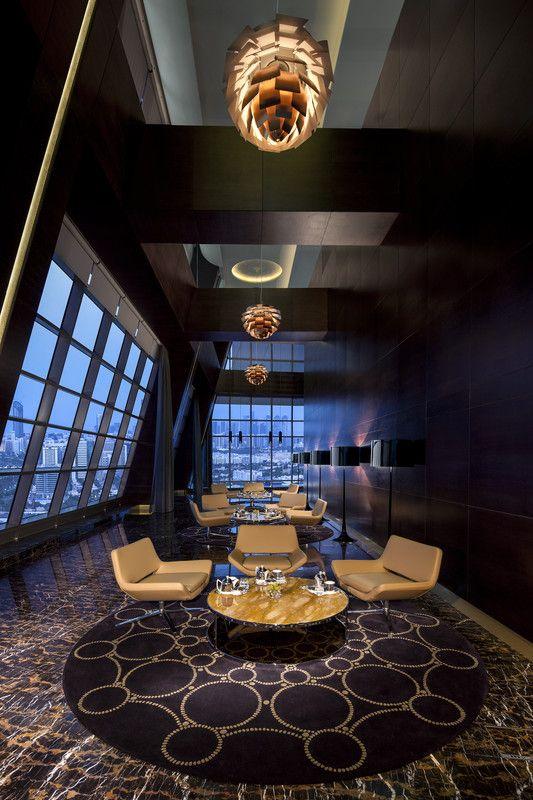 Jumeirah at Etihad Towers Hotel - Abu Dhabi Restaurants - Observation Deck