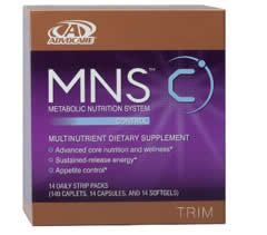 AdvoCare Trim Products for weight loss and management