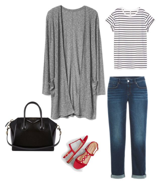 """""""its mine"""" by chantallb on Polyvore featuring Talbots and Givenchy"""