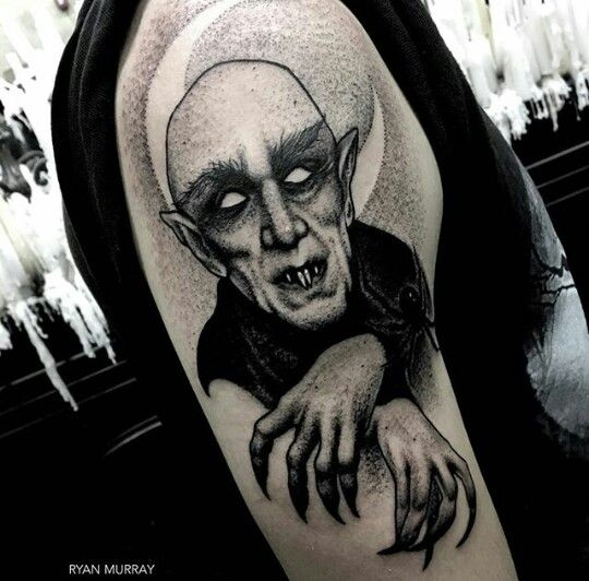 Nosferatu, by Ryan Murray!!!