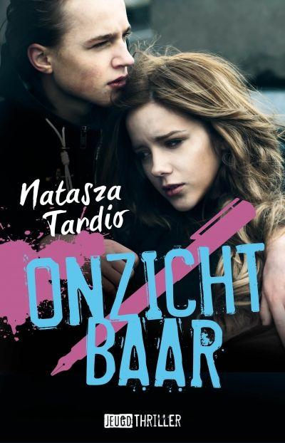 Onzichtbaar de tweede Young-Adult thriller geschreven door Natasza Tardio en uitgegeven door Kluitman. De dag dat alles anders werd. Waarom is nou net dát het onderwerp van de schrijfwedstrijd waaraan Ana zo graag mee wil doen? Een vlot geschreven verhaal over vriendschap, verlies, jaloezie en wraak.