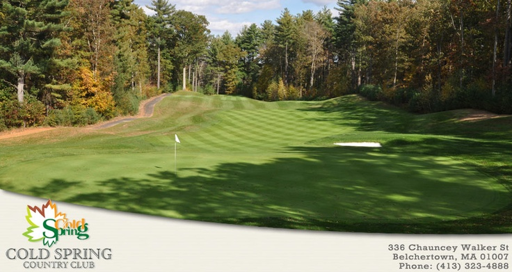 Cold Spring Country Club - Belchertown, MA