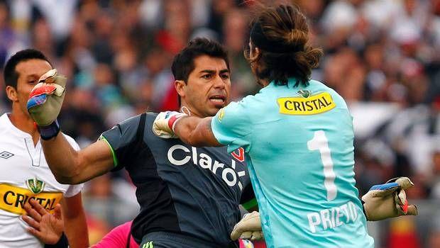 Colo Colo vs U. de Chile deja 144 detenidos.