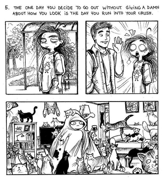 Best CCassandra Images On Pinterest C Cassandra Comics - 21 designer problems turned into funny comics that tell the absolute truth