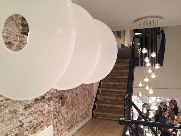 EVENTS | Relationship of Parts with Flos at Mobilia