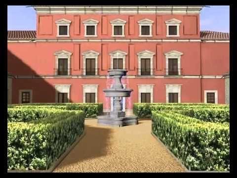 Dortoka disseny - El Palacio del Buen Retiro - Museo del Prado - Virtual 3D