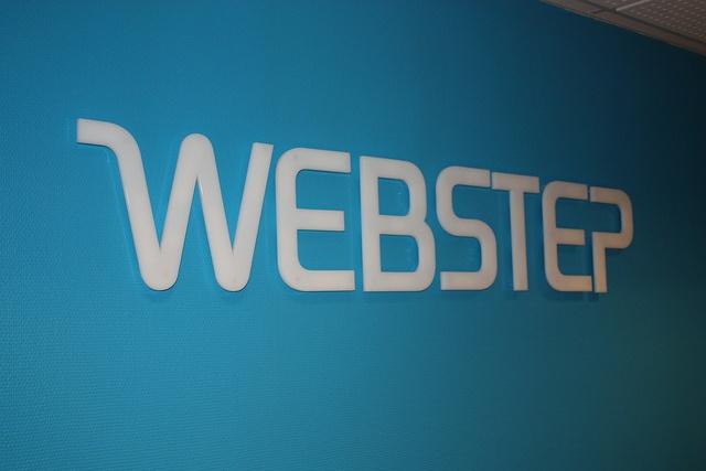 Logo on interior wall by saveasmervik, via Flickr