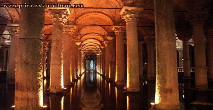 Basilica Cistern - https://privateistanbultours.com/basilica-cistern/