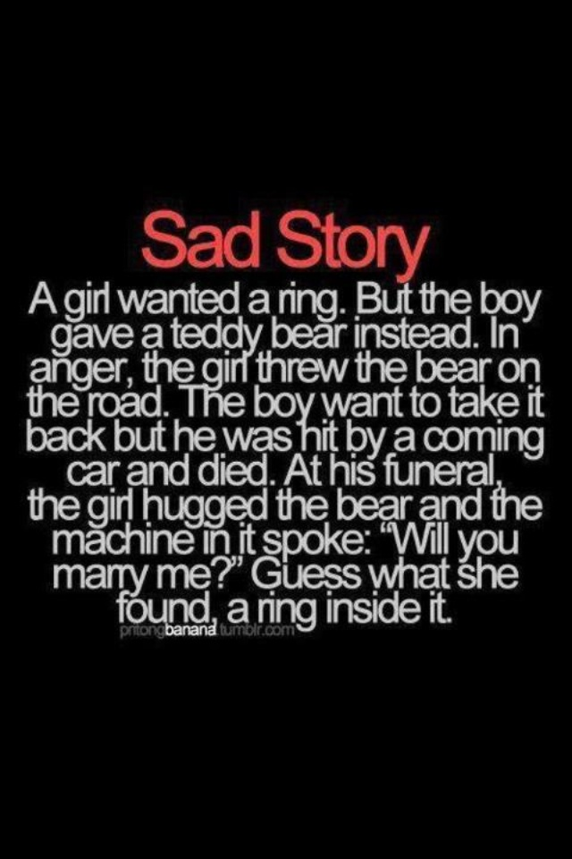 this is horrible! if I was that girl I would want to kill