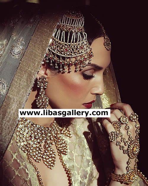 105 best Breathtaking Wedding Jewellery Sets Stunning ...
