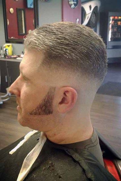 14 best Details: Long Sideburns images on Pinterest