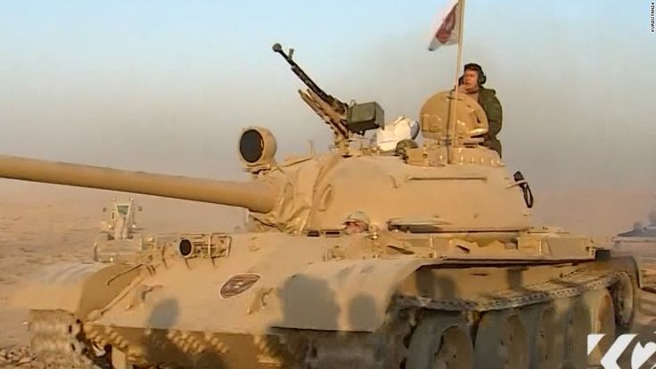 Kurds to give up captured territory once ISIS is defeated? #kurds #captured #territory #defeated