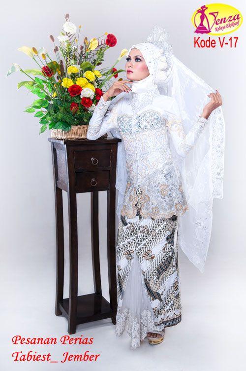 www.venzakebaya.net (VENZA mendesainkan secara eksklusif: Kebaya Wisuda, Kebaya Pesta, Kebaya Akad Nikah, Kebaya Pengantin, Kebaya Gaun Pengantin, Gaun Pesta, Gaun Muslimah, Batik, dll.  VENZA menyediakan paket murah: persewaan kebaya Eksklusif).   BUTIK: Jl. Raya Candi No.54. Sidoarjo – Jatim. WORKSHOP: Jl. Jendral Sudirman VI no 4 Perum Taman Jenggala. Sidoarjo-Jatim.  031-31113078 / 031-8070475 / 081934692288 / 08123286998{WA, LINE, Instagram} https://www.facebook.com/venzakebaya?ref=hl