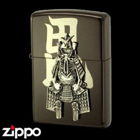 Zippo - Japanese Warlords - Uesugi Kenshin (Vaisravana) featured on Jzool.com