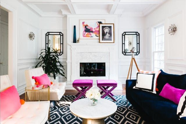 This Quiz Nails Your Design Profile...And Helps You Bring It Home | Apartment Therapy (Eclectic Glam)