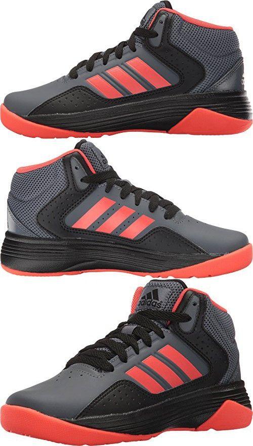 Adidas Kids Boy\u0027s Cloudfoam Ilation (Little Kid/Big Kid) Onix/Bright Red. Adidas  KidsKids BoysAthletic ShoesSneakers