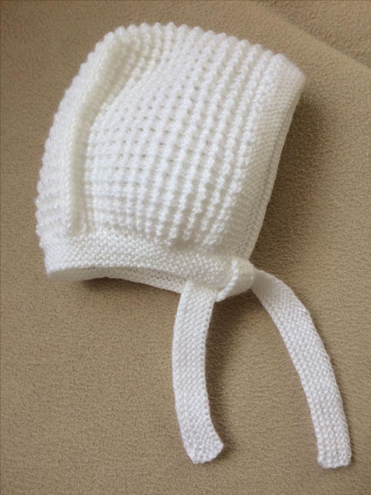 Bebek şapkası el emeğim